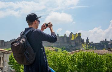 Carcassonne en mode slow