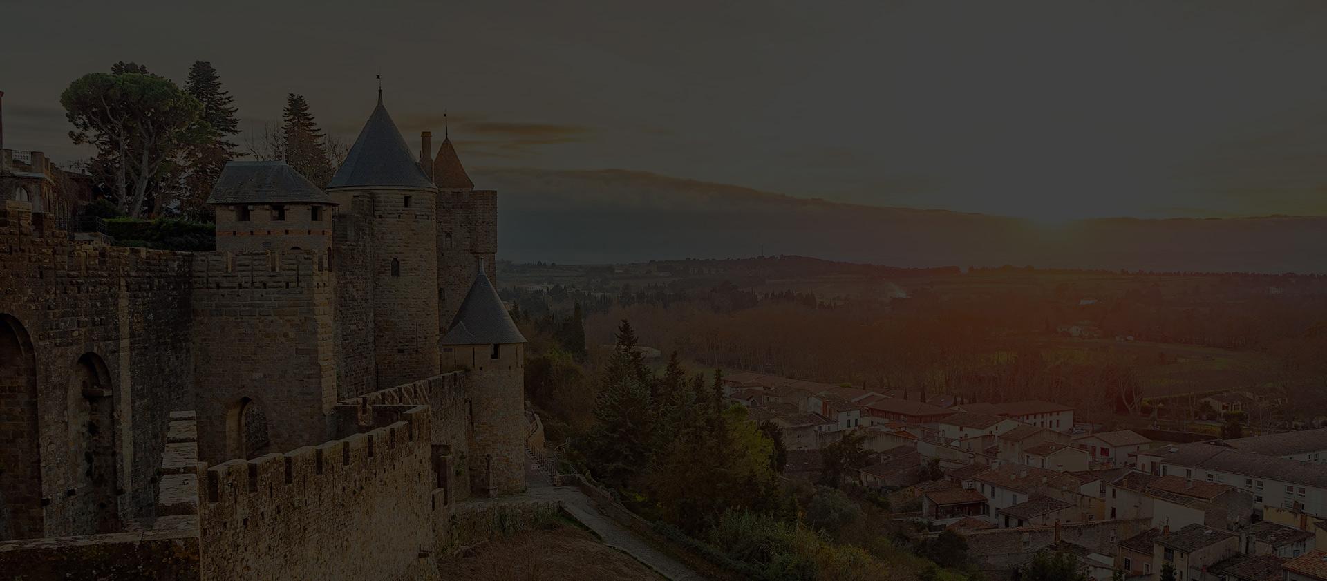 Séjour à Carcassonne