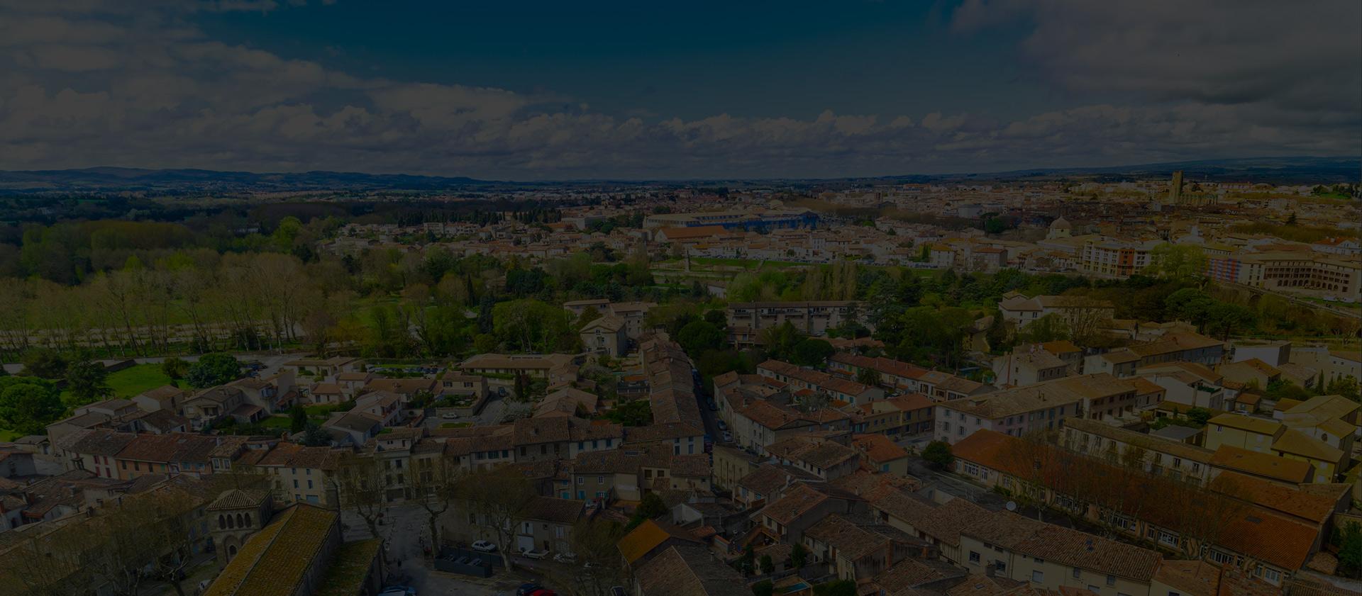 Visite de la Carcassonne