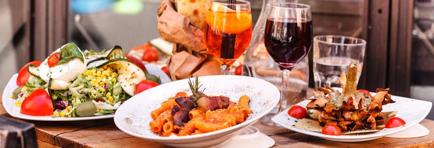 Meilleurs restaurants italiens
